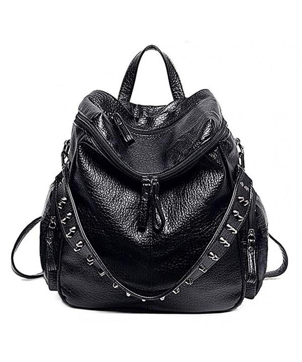 Designer Artificial Backpacks Shoulder Capacity
