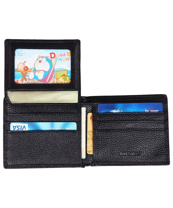 Sporthway Blocking Genuine Leather Wallet