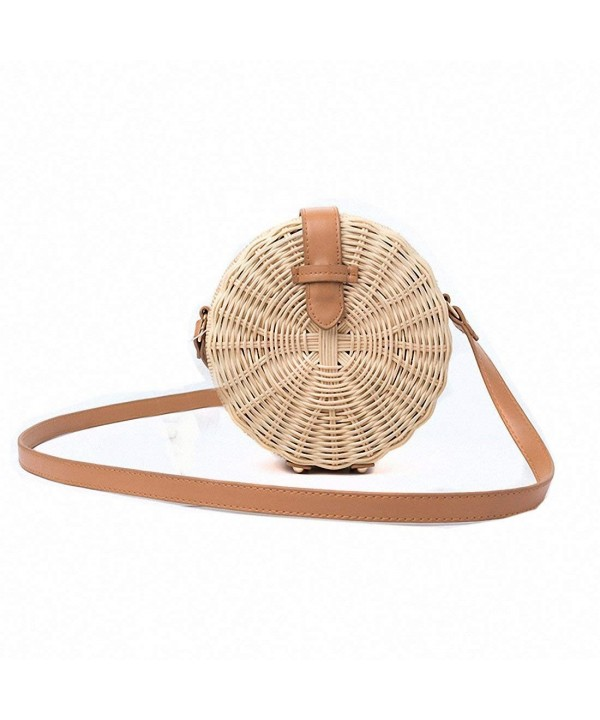 Omelas Handwoven Handbags Crossbody Backpacks