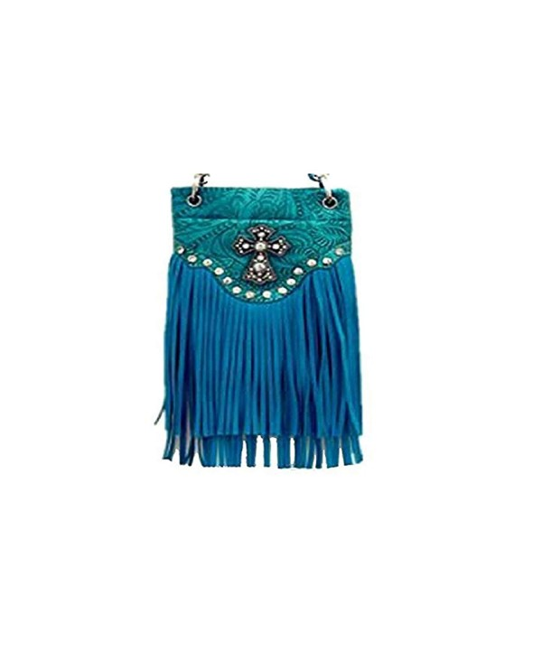 Ladies Cross Body Handbags FRINGE