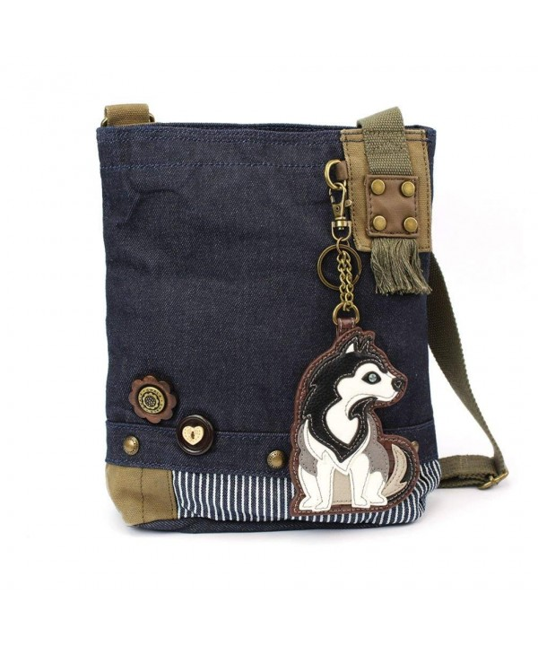Siberian Cross Body Handbag Canvas Messenger