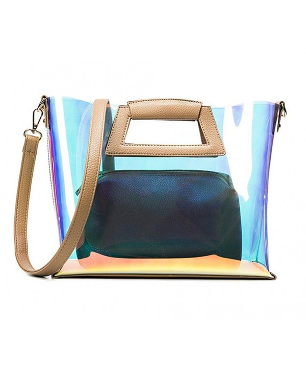 Marchome Hologram Leather Shoulder Handle