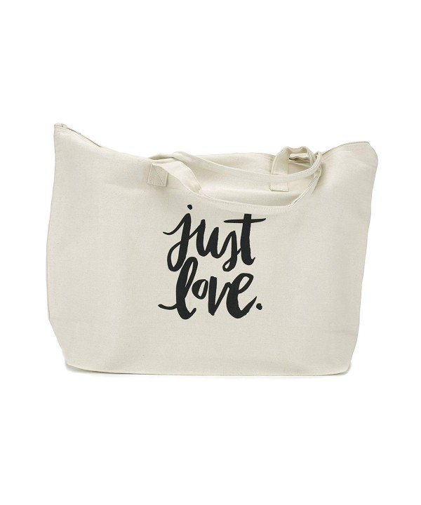Canvas Tote Bag Special Saying
