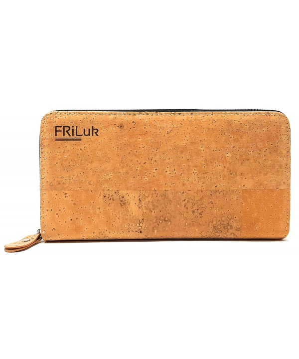 FRiLuk Vegan Purse Wallet Blocking
