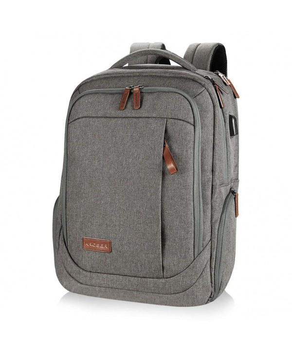 KROSER Backpack Computer Water Repellent Charging