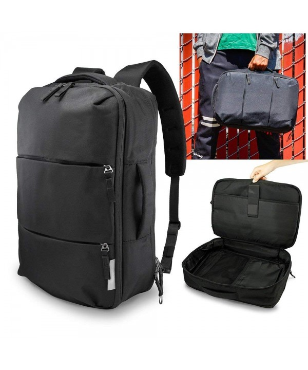 Business Backpack Computer Water Resistant Briefcase