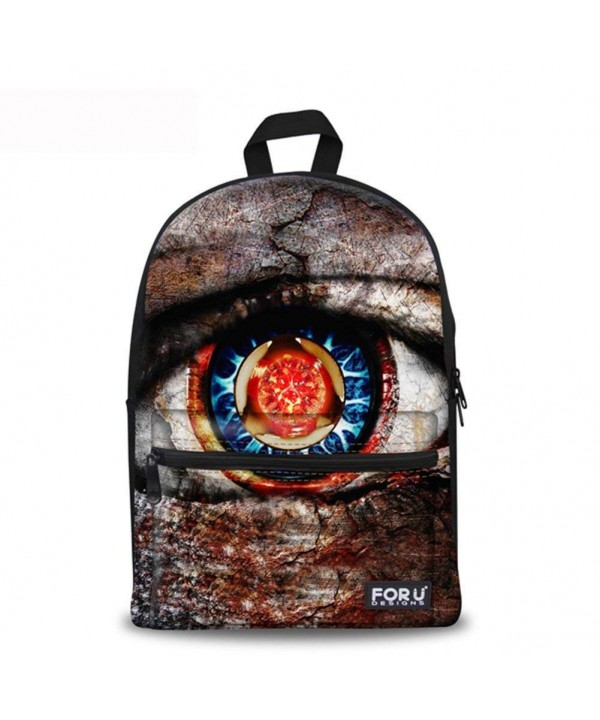 CHAQLIN Schoolbag Unique Fashion Backpack