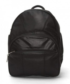 Gravity Travels Lambskin Genuine Backpack