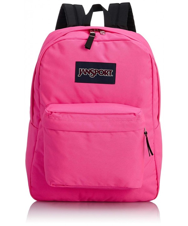 JanSport T501 Superbreak Backpack Fluorescent