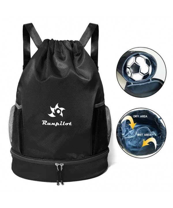 Drawstring Compartment Lightweight Waterproof Separation