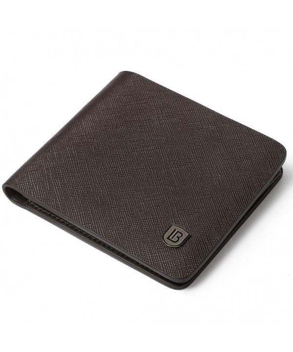 BOSTANTEN Wallets Genuine Leather Blocking