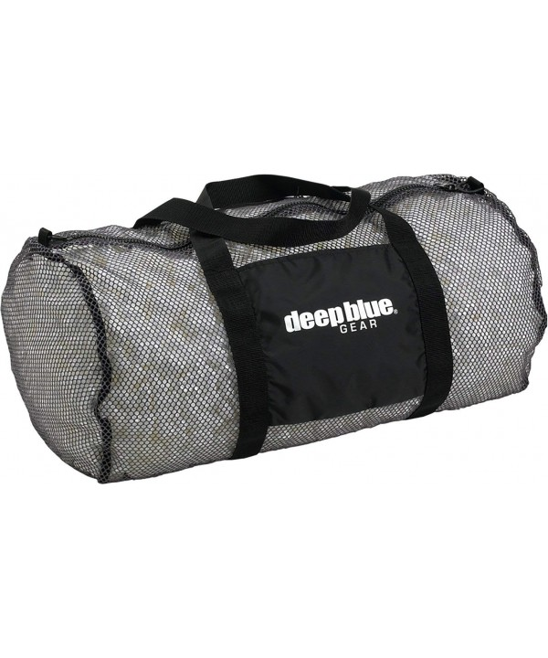 Deep Blue Gear Duffel Graphite