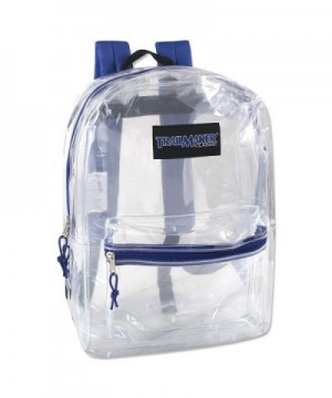 Trailmaker Classic Inch Clear Backpack