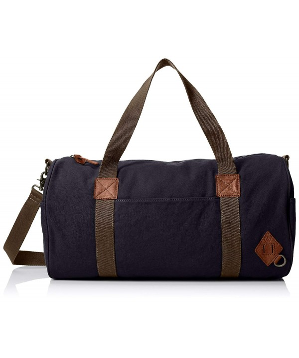 Alternative Cotton Barrel Duffle Indigo