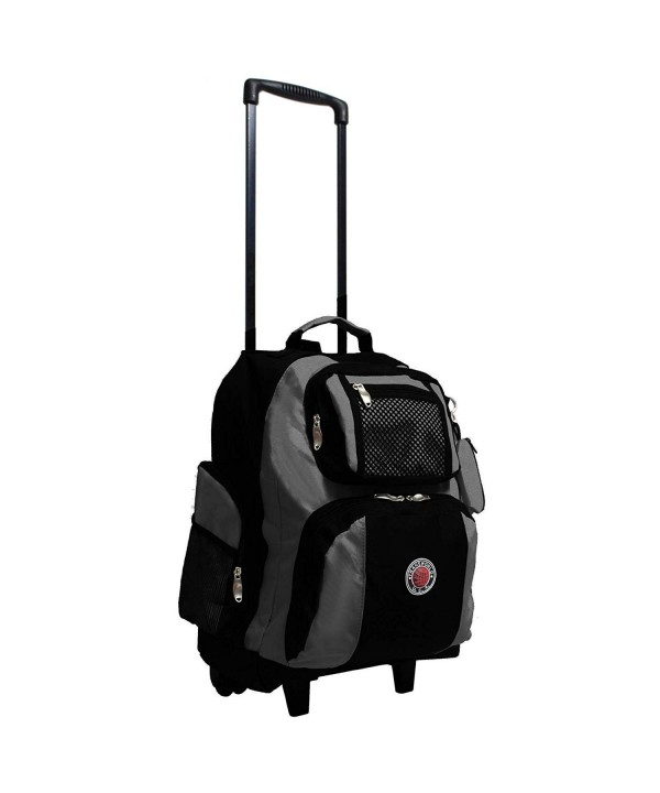 Transworld Roll Away Deluxe Rolling Backpack