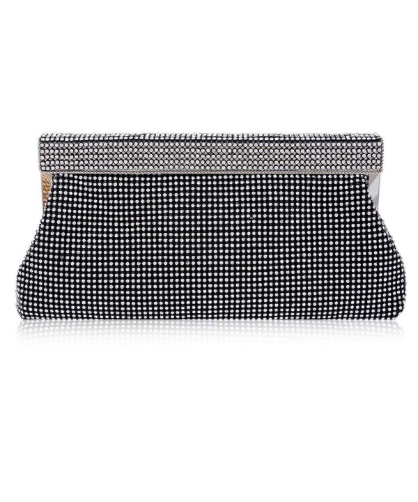 Damara Rhinestones Studded Crossbody Evening