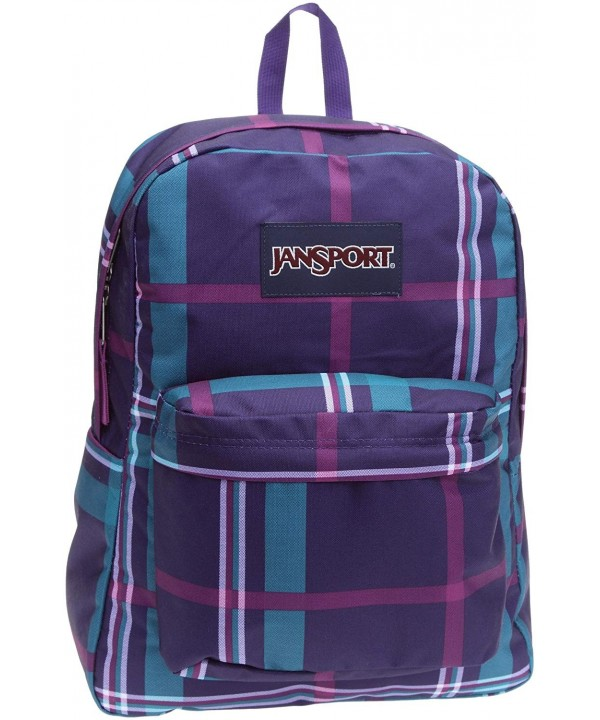 JanSport T501 Superbreak Backpack Electric