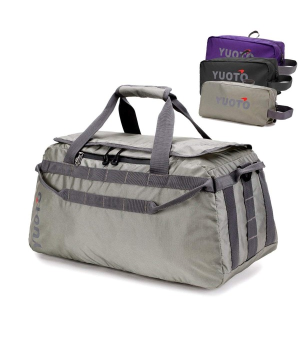 Yuoto Travel Duffle lightweight Duffel