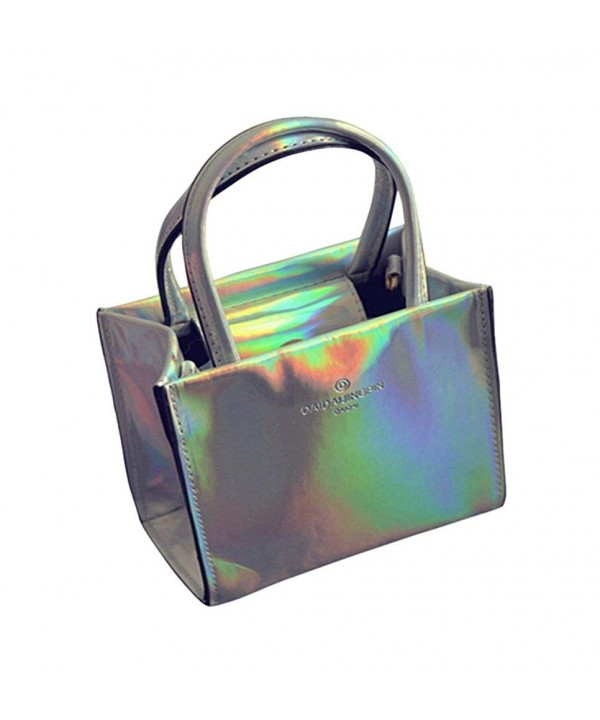 Remeehi Hologram Handbag Crossbody Shoulder