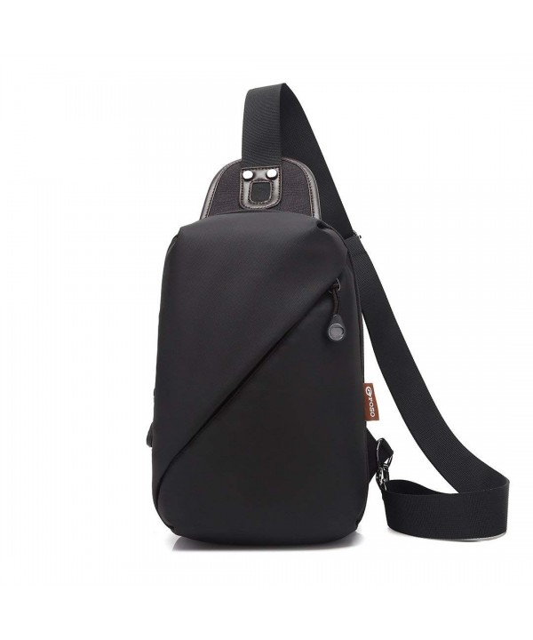 POSO Backpack Crossbody Outdoor Hiking