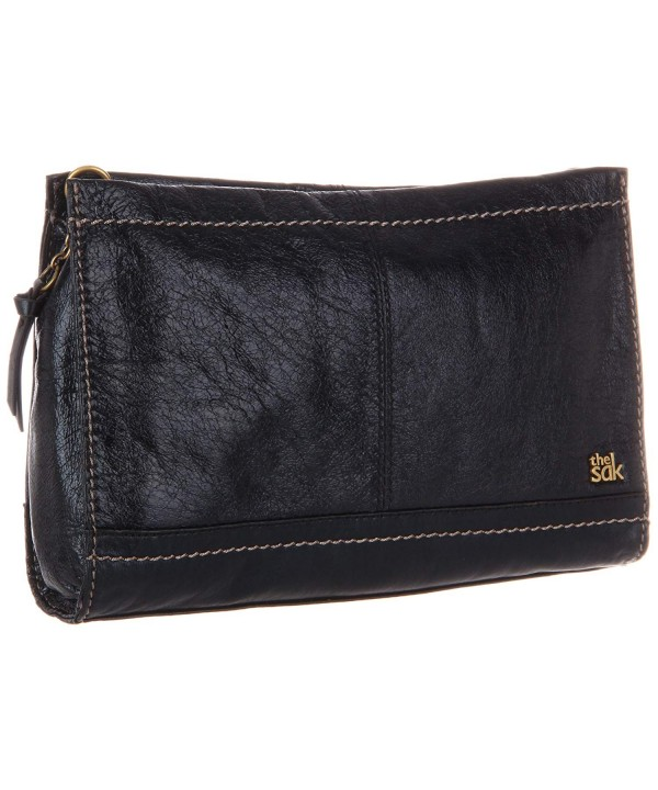 Sak Iris Clutch Handbag Black
