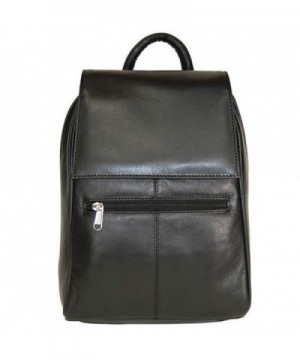 Leather Elegant Backpack Everyday Marshal