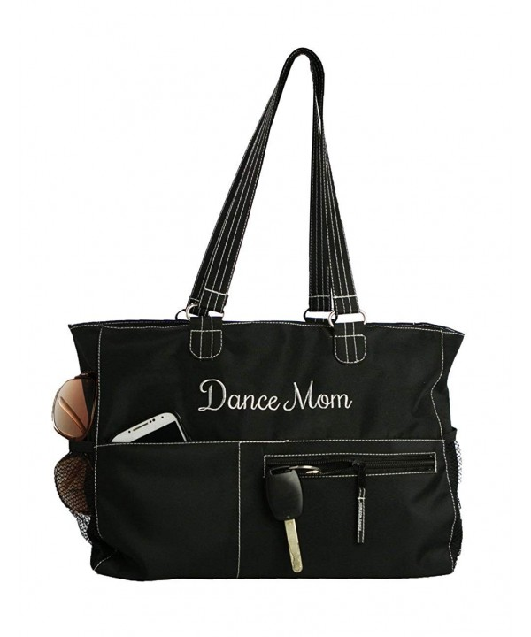 Horizon Dance 2000 Embroidered Black