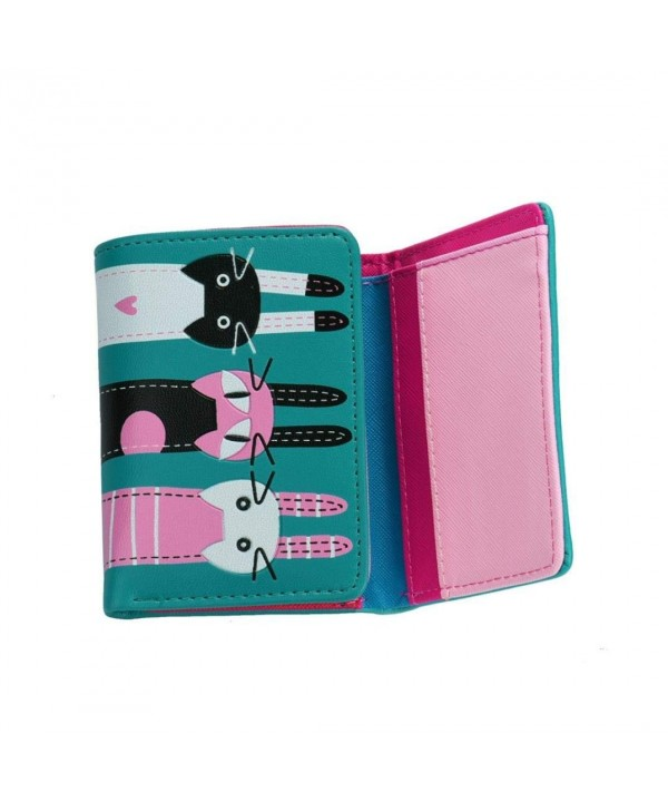 TONSEE Pattern Wallet Holders Handbag