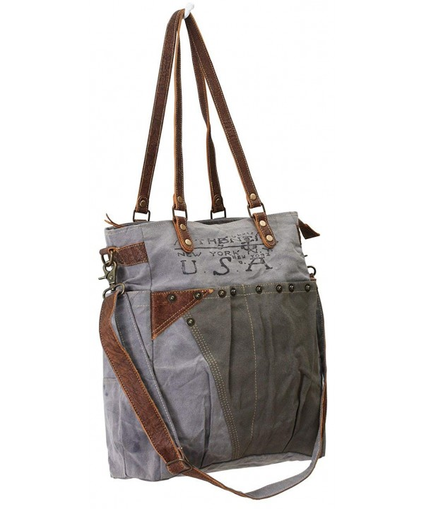 Myra Journey Upcycled Shoulder Bag