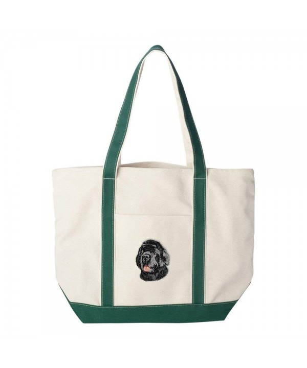 Cherrybrook Breed Embroidered Canvas Tote