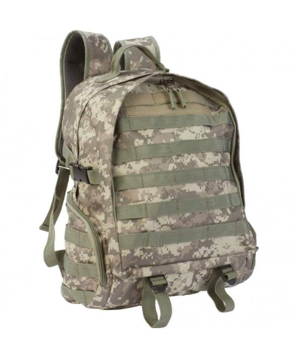 17 Digital Camo Backpack LUBPADCM