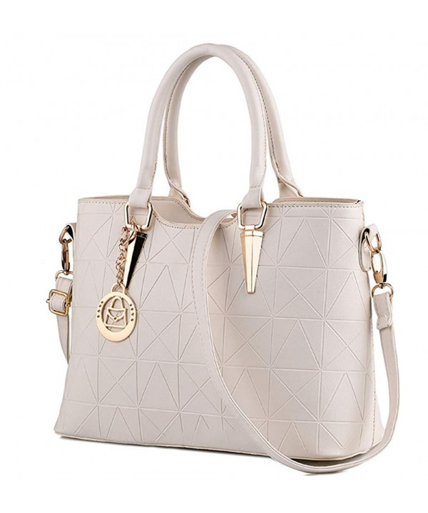 Claissic Handle Handbag Crossbody Satchel