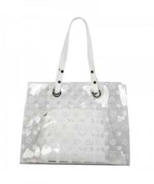 Olyphy Handbag Transparent Handle Shoulder