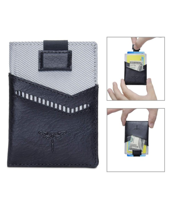 Sleeve Wallet Minimalist Pocket Blocking