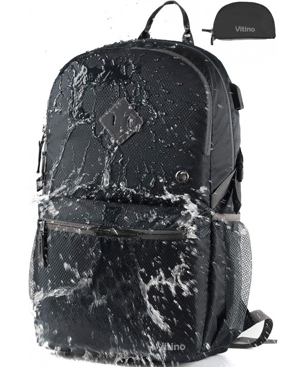 Vitino Backpack Resistant Lightweight Backpacks