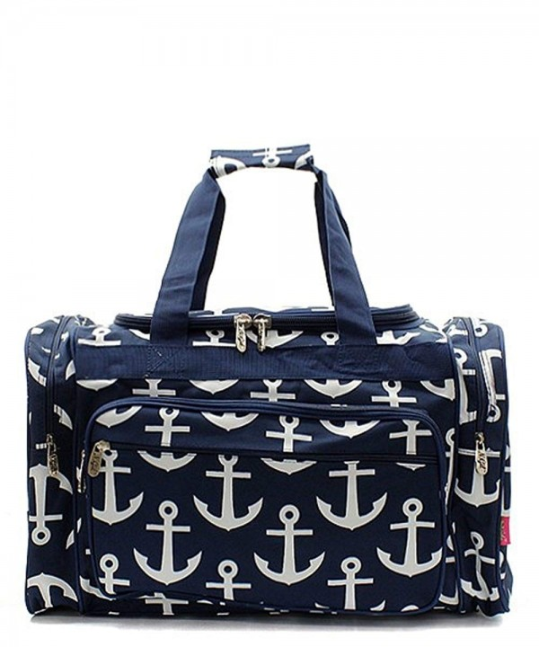 N Gil Nautical Anchor Duffel Shoulder