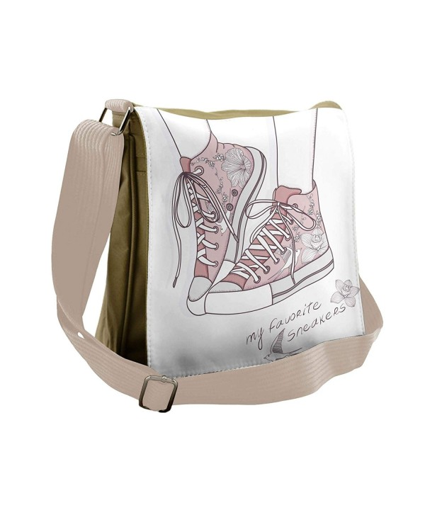Lunarable Messenger Pattern Teenage Cross body
