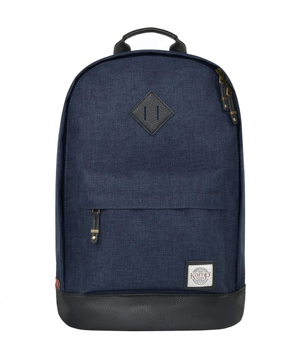 Kamp New York Backpack Heather