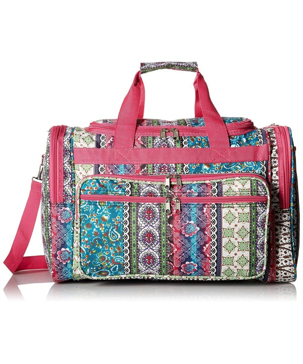 Luggage Duffle Bag Bohemian Size