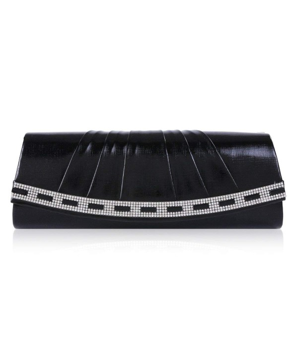 Damara Rhinestone Studded Evening Handbag