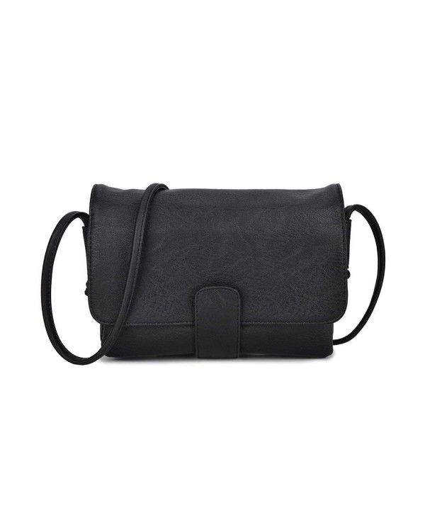 Crossbody Shoulder Pockets Satchel Leather
