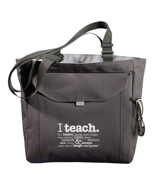 Teacher Peach Pockets Bottle Holder