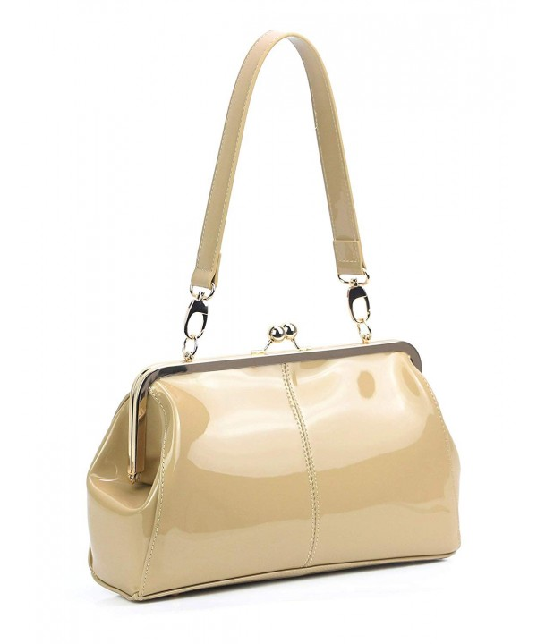 Vintage Handbags Patent Leather Evening