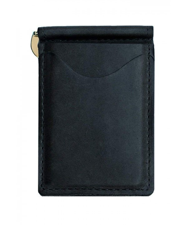 Back Saver Wallet Black Ebony