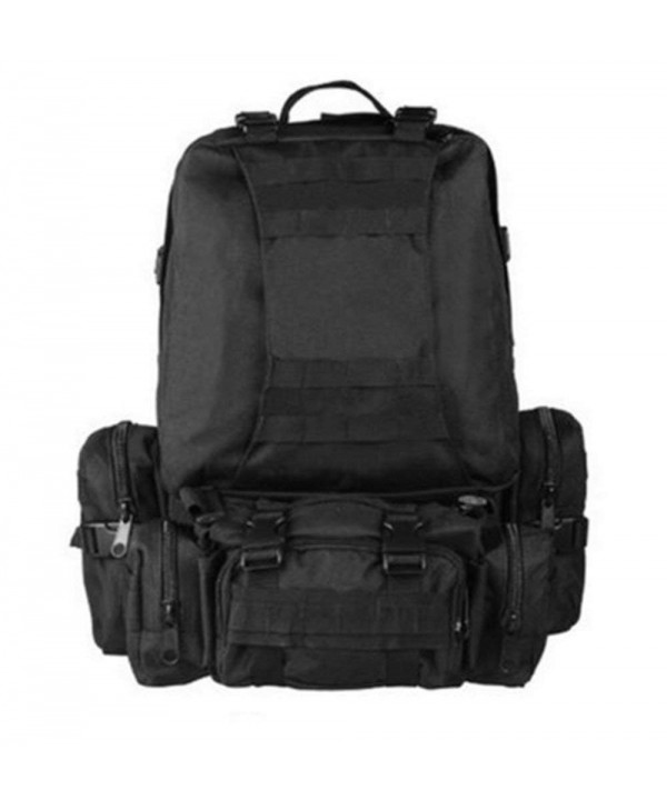 Portfolio outdoor backpack Black size