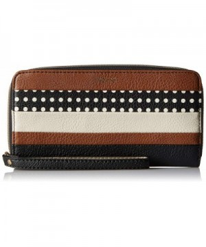 Emma Phone Wallet Black Multi