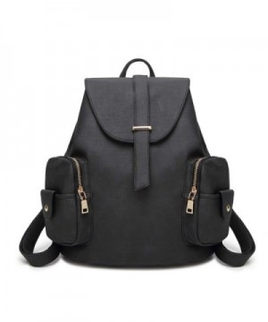 Waterproof Leather Backpack Shoulder Multifunction