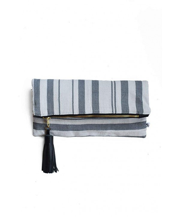 Ethically Handwoven Guatemalan Clutch Purse