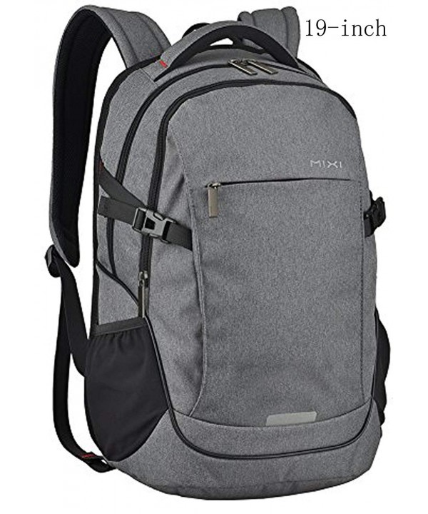 Backpack Business Repellent Computer Grey 19inch