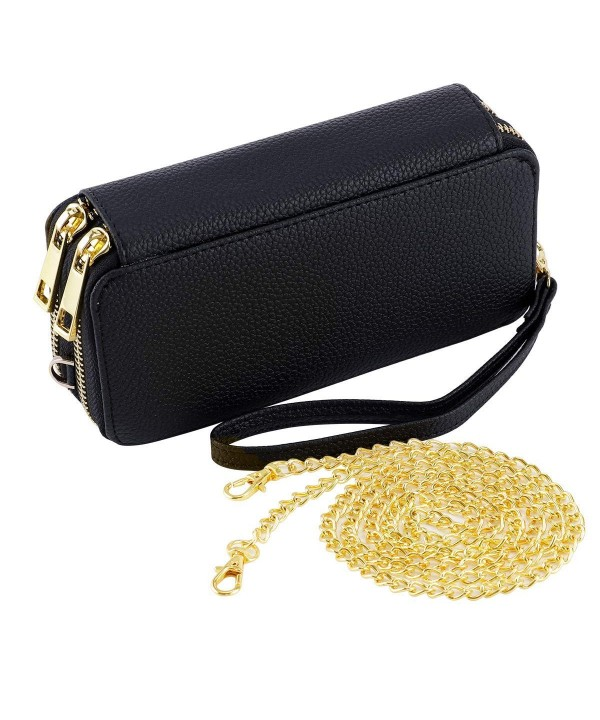 HAWEE Wristlet Clutch Wallet Shoulder